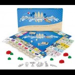 Ocean Beach-opoly Board Game