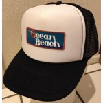 Trucker Hat - Ocean Beach Patch w/Seagull