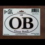 "OB Sticker 6""x3.5"" (pack of 3)"